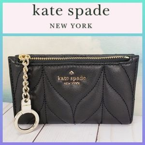 Kate Spade Briar Lane Mikey Slim Key Chain Wallet